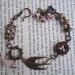Rosy Skies Bracelet