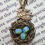 Sweet Nest Necklace