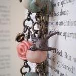 Gaea Bead Garden Charm Bracelet in ..